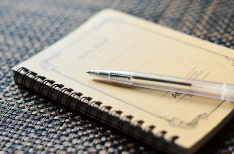 Note pen