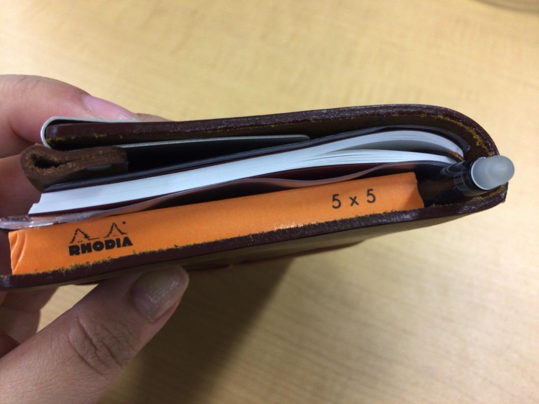 Pen sashi